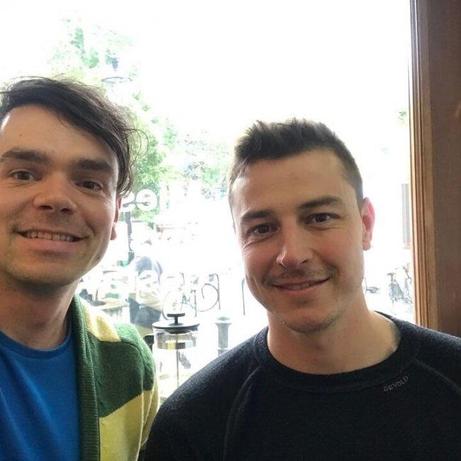 S Michalom Konrádom o poctivom varení
